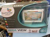 SUMMER INFANT INC Digital Camera DIGITAL VIDEO MONITOR